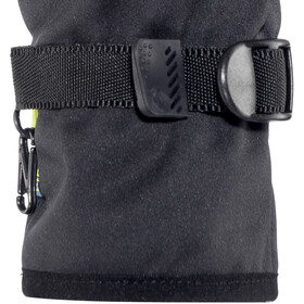 Meru Nuuk Softshell Gloves with Strap black